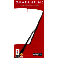 Quarantine For 3DO Vintage Shooter - EE663316