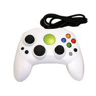 White Replacement Controller For Xbox Original By Mars Devices - ZZZ99134