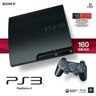 Sony PlayStation PS3 Slim 160GB Console - QQ663523