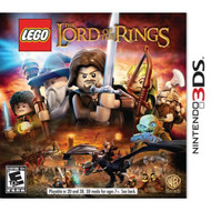 Lego Lord Of The Rings Nintendo For 3DS With Manual And Case - EE663669