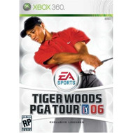 Tiger Woods PGA Tour 2006 For Xbox 360 Golf - EE663679