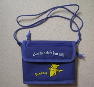Pokemon Gotta Catch Em All Purple Carry Case Game New Nintendo For DS - EE663701