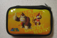 BD&A Character Essentials Case Donkey Kong Diddy Kong Yellow Game For - EE663705