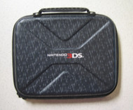 BD&A Excursion Travel Carry Case Black Game 3DS For DS - EE663706