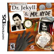 The Mysterious Case Of Dr Jekyll & Mr Hyde For Nintendo DS DSi 3DS 2DS - EE663797