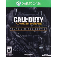 Call Of Duty: Advanced Warfare Atlas Limited Edition COD Shooter For - EE663991