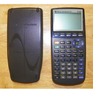 Texas Instruments TI-83 Graphing Calculator - ZZ664062