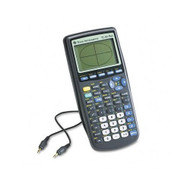 Texas Instruments TI-83 Plus Programmable Graphing Calculator - ZZ664077