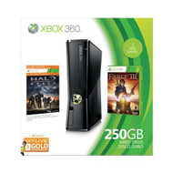 Xbox 360 250GB Holiday Value Bundle Halo Fable - ZZ664151
