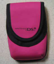 BD&A Neoprene Mini Travel Carry Case Pink Pouch DSi For DS - EE664160