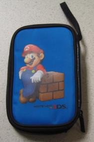 Rds Industries Mario Bricks Game Traveler Blue Case Multi-Color 3DS - EE664211