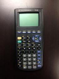 Texas Instruments TI-83 Calculator Handheld Graphing - EE664400
