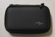 I-Con Zippered Travel Carry Case Black Game For DS - EE664411