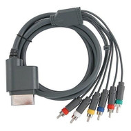 Component HDTV Video And RCA Stereo AV Cable For Xbox 360 - ZZ664490