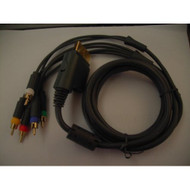 New Xbox 360 Component Hdav High Definition HD AV Cable - ZZ664491