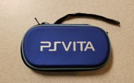Generic Hard Shell Eva Protective Case Blue Game For Ps Vita - EE664584