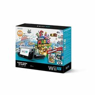 Nintendo Wii U Deluxe Set: Super Mario 3D World And Nintendo Land - ZZ664682