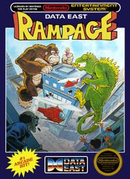 Rampage Nintendo NES For Nintendo NES Vintage - EE664727