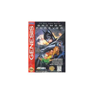 Batman Forever For Sega Genesis Vintage - EE664768