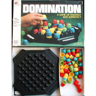 Domination By Milton Bradley From 1982 Board Game - EE664800