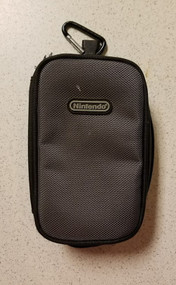 ALS Industries Nylon Zippered Travel Carry Case On Gameboy Gray Boy - EE665053