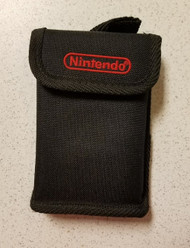 Nintendo Travel Pouch Black Game Boy On Gameboy - EE665070