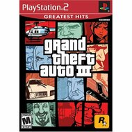 Grand Theft Auto III For PlayStation 2 PS2 - EE665084