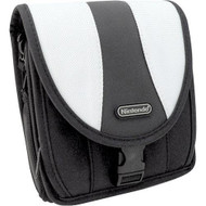 ALS Industries NDS-N15-WHT Nintendo DS Game And Accessory Case White - EE665116