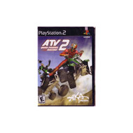 ATV 2 Quad Power Racing For PlayStation 2 PS2 - EE665321