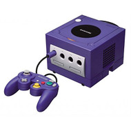 Indigo GameCube System Purple - ZZ665393