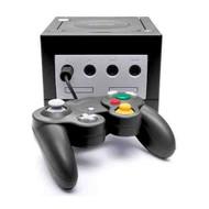 Nintendo Jet Black GameCube System Console - ZZ665402
