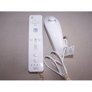 Nintendo OEM Remote Wiimote And Nunchuck Set For Wii And Wii U - ZZ665406