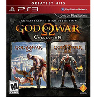 God Of War: Collection For PlayStation 3 PS3 Fighting With Manual and - EE665433