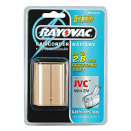 Rayovac Lithium ION Battery For JVC 7.4-VOLT Camcorders RV-5015 - DD665439