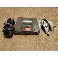 Nintendo 64 System Video Game Console W/ Expansion Pak - ZZ665468