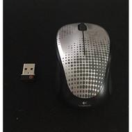 Logitech Unifying Wireless Mouse M317 M325 Pewter 910-004146 - ZZ665599