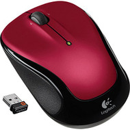 Wireless Mouse M325 Red - ZZ665606