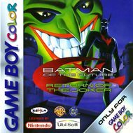 Batman Beyond Return Of The Joker On Gameboy Color Action - EE665608