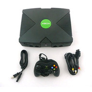 Microsoft Original Black Xbox Console - ZZ665684