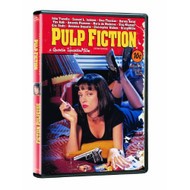 Pulp Fiction Widescreen On DVD With John Travolta Mystery - DD665737