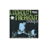 Lookout! Freakout!: Episode 2 By Various Artists 2001-10-23 On Audio - DD665827