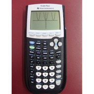 Texas Instruments TI-84 Plus Graphing Calculator Ti 84 TI84 Graph - ZZ665972