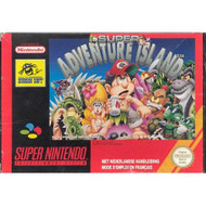Super Adventure Island For Super Nintendo SNES - EE665974
