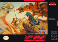 Ys III: Wanderers From Ys For Super Nintendo SNES RPG - EE665975