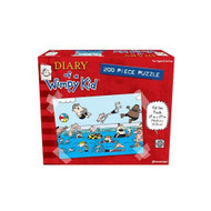 Diary Of A Wimpy Kid 200 Piece Puzzle Swimming Pool Toy - DD666128