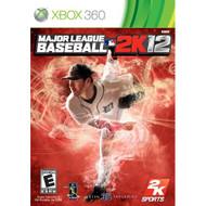 Major League Baseball 2K12 For Xbox 360 - EE666134