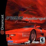 F355 Challenge Passione Rossa For Sega Dreamcast - EE666144