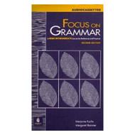 Focus On Grammar: High-Intermediate Audio Cassettes: A High - DD666219