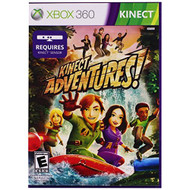 Kinect Adventures! Xbox 360 With Manual and Case - ZZ666229