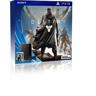 Sony PlayStation PS3 500GB Destiny Bundle - ZZ666232